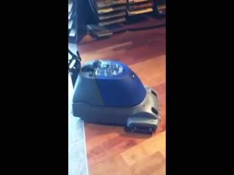 Professional Hardwood Floor Cleaning