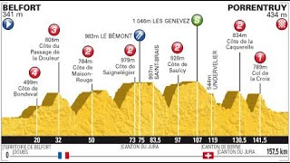 Tour de France 2012 8a tappa Belfort-Porrentruy (157 km)