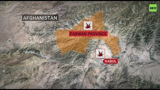 Download Taliban says it's behind two blasts as militants target elections in Afghanistan Video