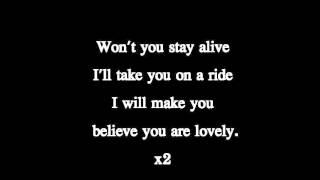 twenty one pilots - Lovely - lyrics.