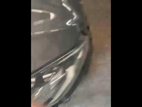 17 Nissan Sentra Exterior door handle & trim removal