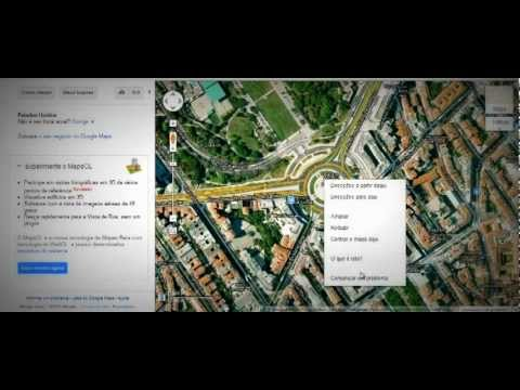 Get GPS coordinates from a place in Google Maps