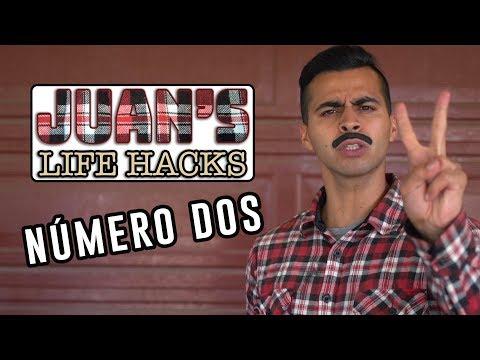 JUAN'S LIFE HACKS 2 | David Lopez