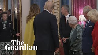 Princess Anne and that Trump 'shrug': what really happened