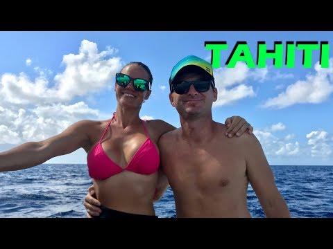 Arriving To Tahiti! - Sailing Doodles Episode 85