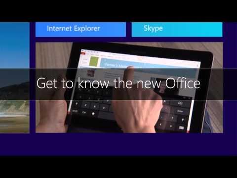 Microsoft in 2013 - A Video Recap