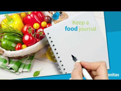 Keep a food journal