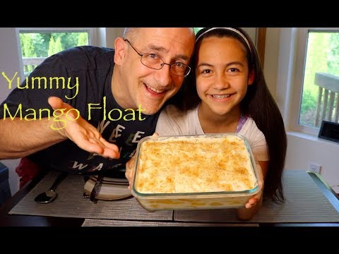 How to make Mango Float