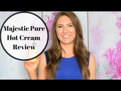 Majestic Pure Cosemceuticals Cellulite Hot Cream Review