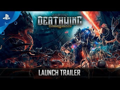 Space Hulk: Deathwing - Enhanced Edition - Launch Trailer | PS4