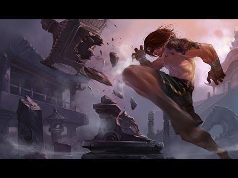 League of Legends - Low Elo Lee Sin
