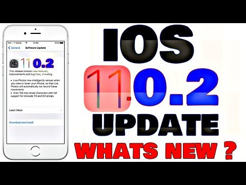 iOS 11.0.2 Released: Fixes iOS 11.0.1 Performance, Photos bug & iPhone 8 calling bug  issues + More
