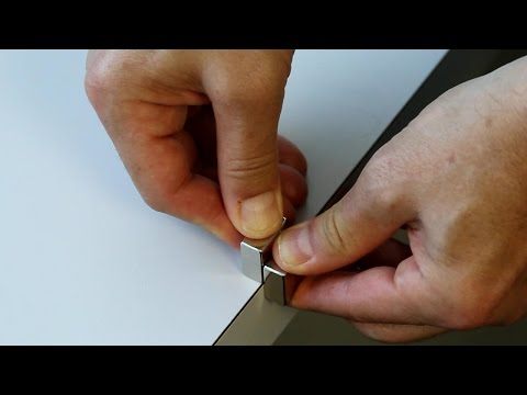 How to separate strong magnets- supermagnete