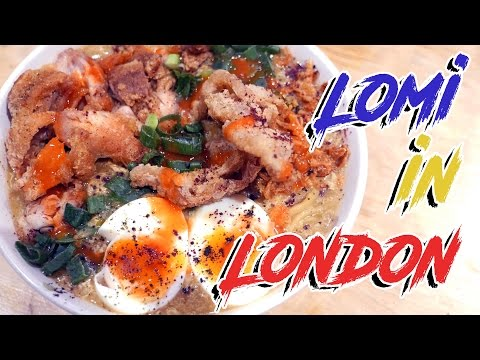 Lomi In London! The best Lomi in the city.