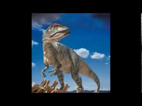 allosaurus short tribute