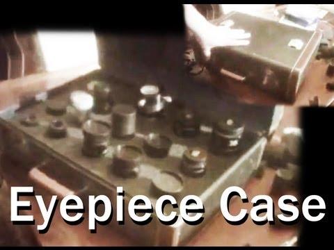 Telescope Eyepiece Case
