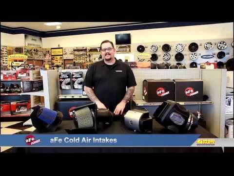 aFe Cold Air Intakes