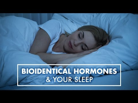 Bioidentical Hormones & Your Sleep | Dr. Joseph Cleaver | Top10MD
