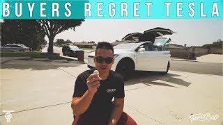 Tesla Problems Buyers Remorse Tesla Model X?