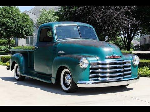 1948 Chevrolet 3100 Rat Rod Pickup For Sale