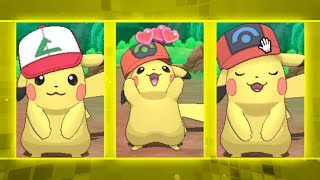 Celebrate Pokémon the Movie: I Choose You! with an exclusive Pikachu for your Pokémon game!