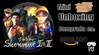 Mini Unboxing Shenmue 1 y 2 HD Remastered PS4 (Español-Latam)
