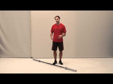 The Power Clean Workout