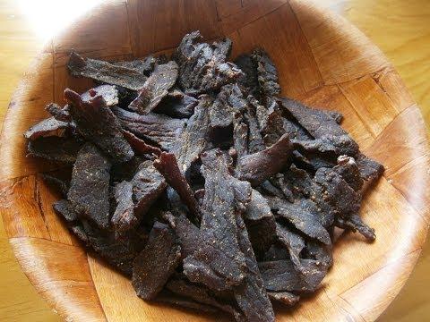 Traditional smoked beef jerky recipe. Fail Safe