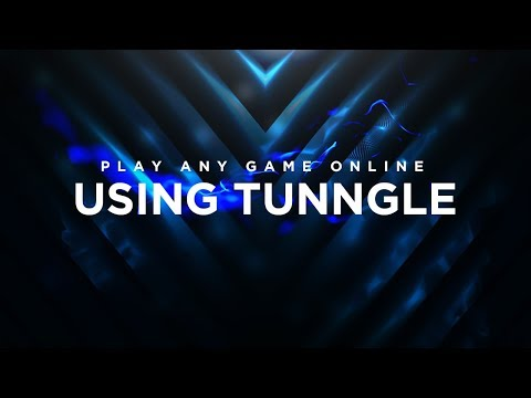 How To Play Any Game Online Using Tunngle For Free 2017!