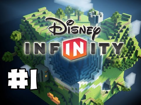 Disney Infinity - Blitz Box - Part 1 - Building Begins (HD) (Toy Box)