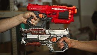 Modding Nerf Guns into Overpowered Blasters