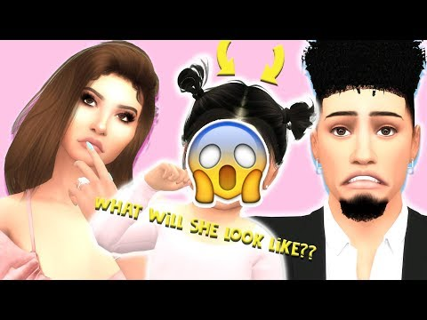 The ACE Family NEW BABY GIRL?! 👶👧 | The Sims 4