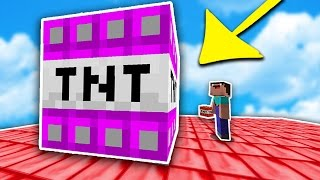 MODDED MINECRAFT TNT WARS GONE WRONG...