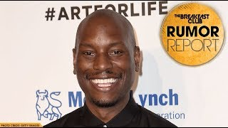 """Tyrese To Release Rap Album """"Inspired By JAY-Z"""""""