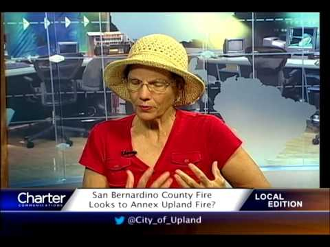 Charter Local Edition with Upland City Councilwoman Janice Elliott