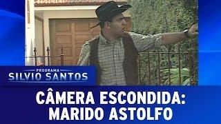 Câmera Escondida (18/12/16) - Marido Astolfo