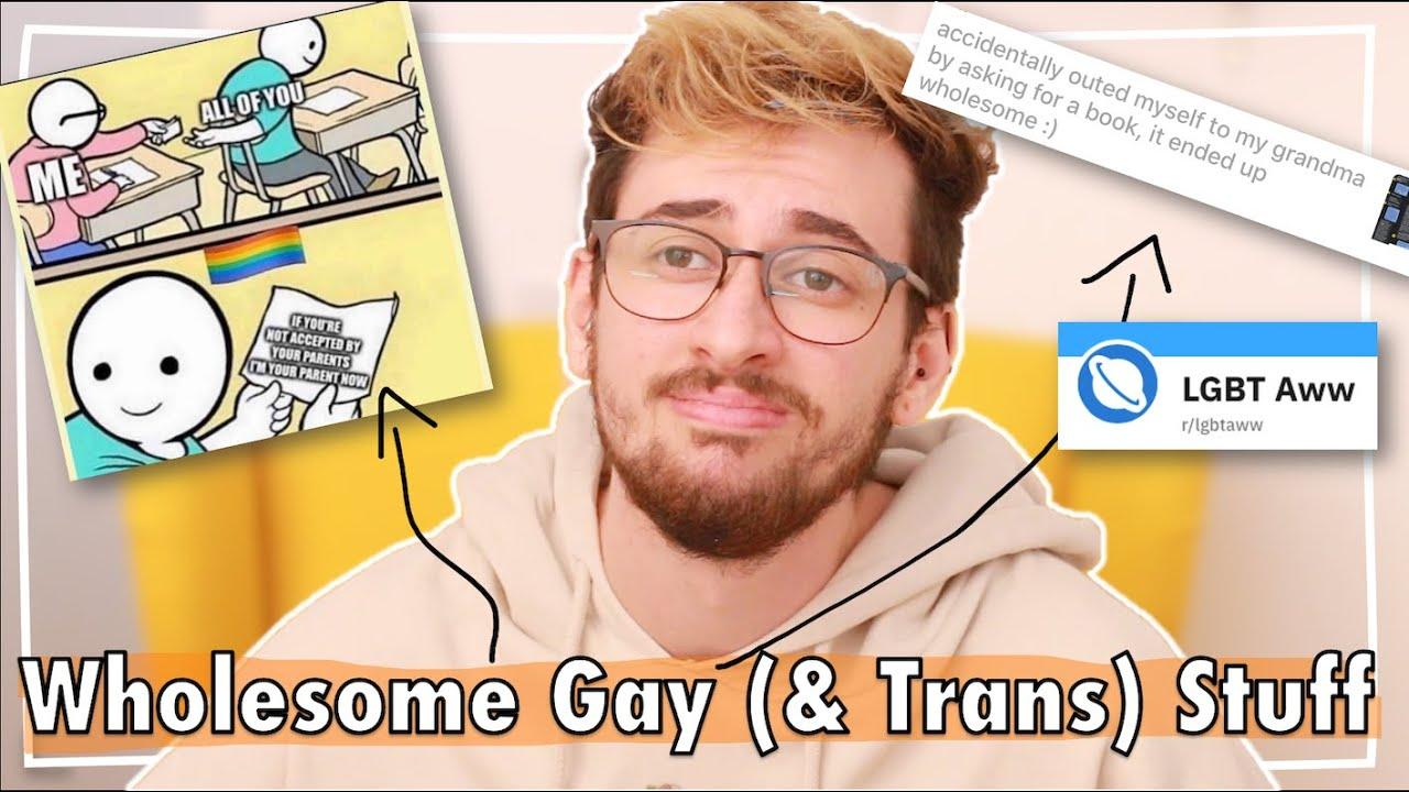 Reacting To LGBT+ Reddit