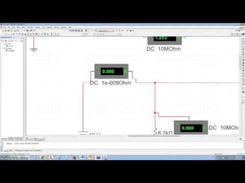 Multisim: Series and Parallel Circuits for Beginners
