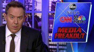 Press use doom and gloom to cover Trump inauguration