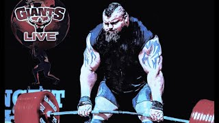 FULL SHOW, Eddie Hall Record Deadlift Night! The impossible became possible.