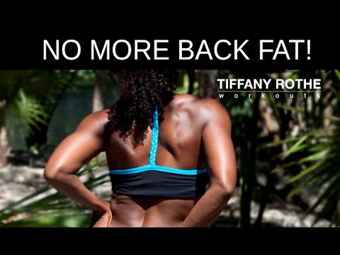 Improve your posture & firm your back with this fun effective routine TiffanyRotheWorkouts