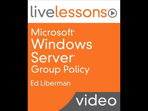 Microsoft Windows Server Group Policy: Configuring Windows Firewall with Advanced Security
