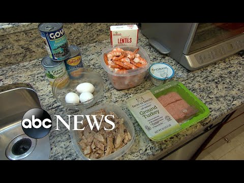 Weight Watchers adds hundreds of 'zero point' foods