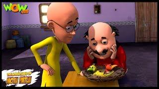 John Ki Birds - Motu Patlu in Hindi - 3D Animation Cartoon - As on Nickelodeon