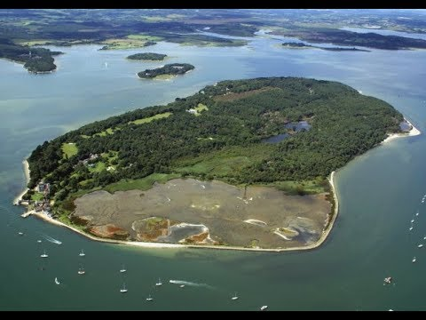 Film Vlog 1. Brownsea Island with a Mavic Pro Drone