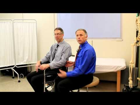 Post Stroke Arm Exercises -Seated Position