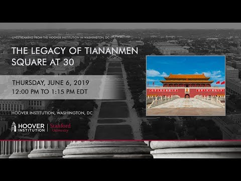 The Legacy of Tiananmen Square at 30