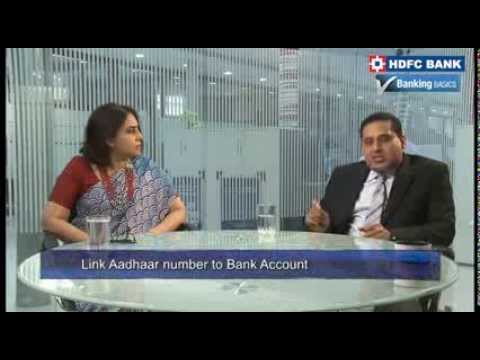 Benefits of linking your Aadhaar number to your Bank Account - Banking Basics