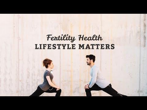 Fertility Health - Lifestyle Matters