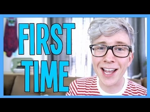 MY FIRST TIME | Tyler Oakley